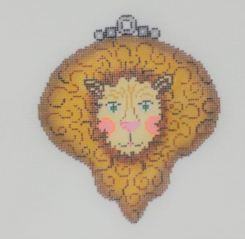 21004 CHR ornament, lion
