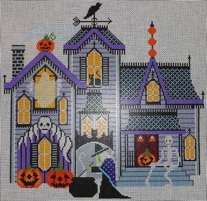Halloween Manor