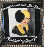 All Day Embellishment with Lisa - BeStitched Needlepoint