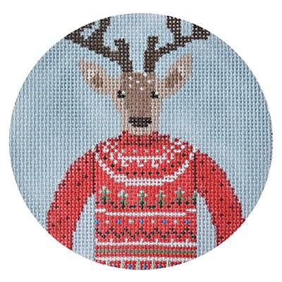 Tacky Sweater Party ­ Reindeer