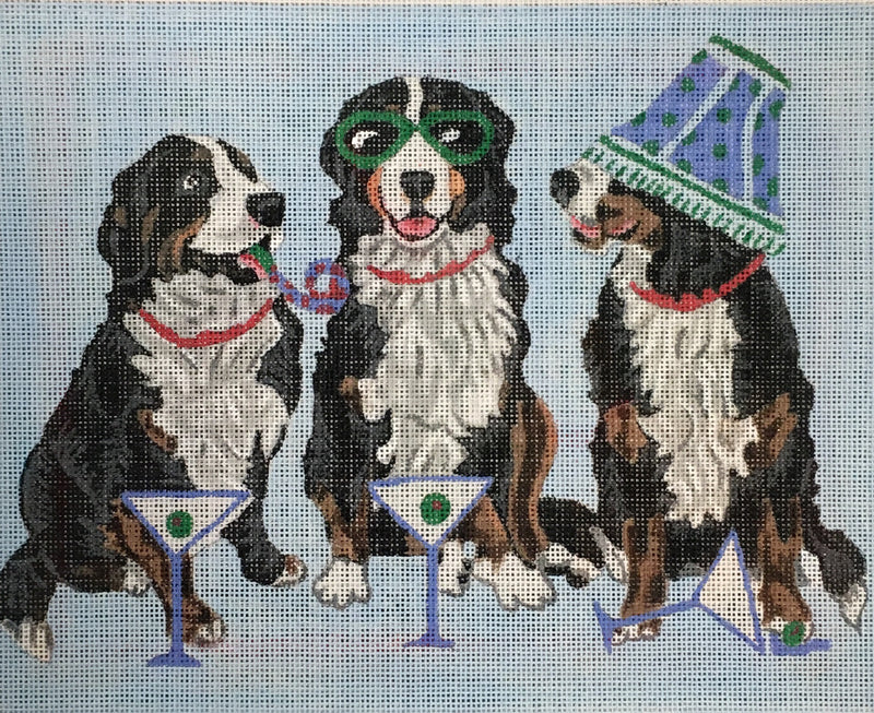 Bernese Party Animals