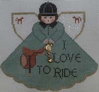 I Love to Ride English