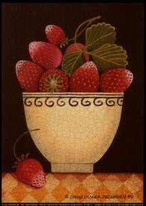 Cup of Strawberries