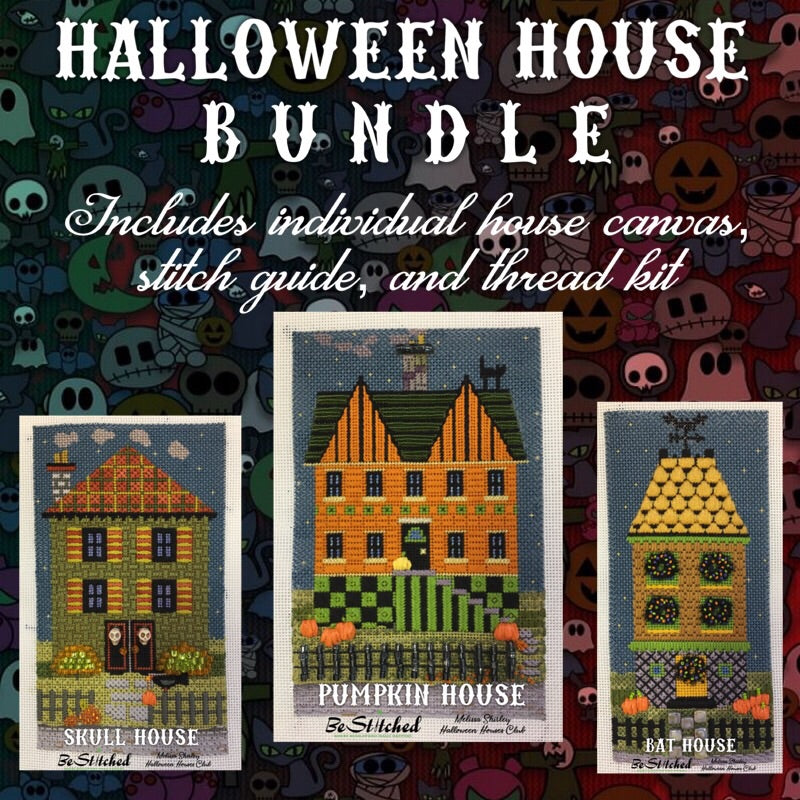 Halloween House Bundle