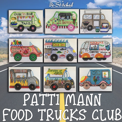 Patti Mann Food Trucks Club