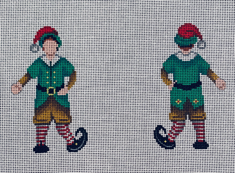 Christmas Swingset Characters (3 designs)
