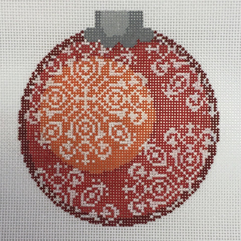 Snowflake 1 Red