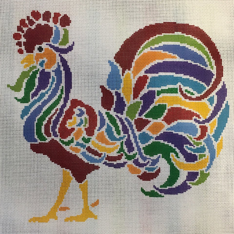 Flamenco Rooster