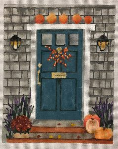 Autumn Doorway
