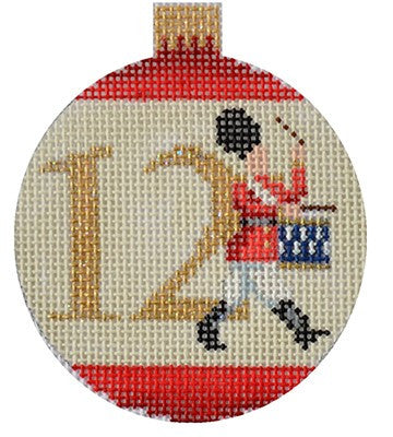 12 Days Bauble- 12 Drummers
