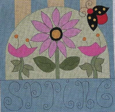 Mickie Spring - BeStitched Needlepoint