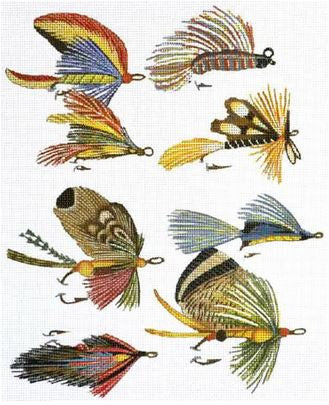 Fish Flies and Lures