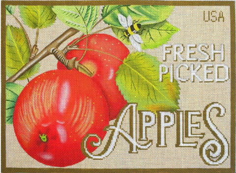 Fruit Baskets: Fresh Picked Apples