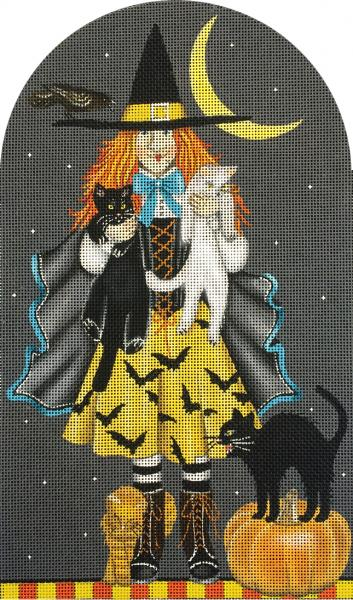 Cats & the Witch