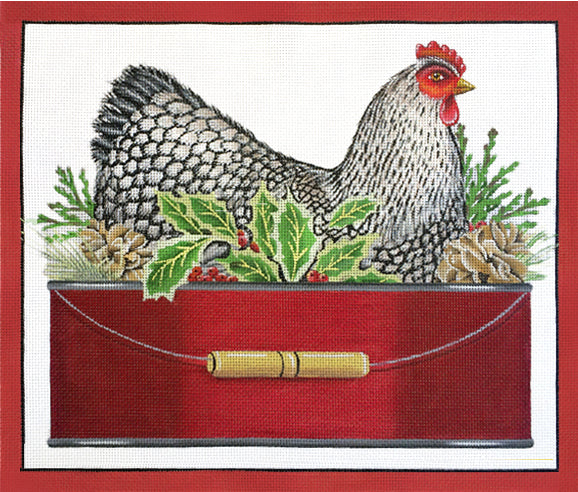 Chicken Pot
