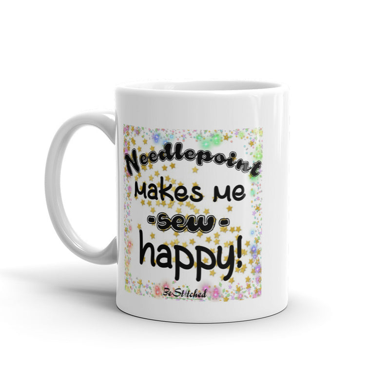 Sew Happy Mug