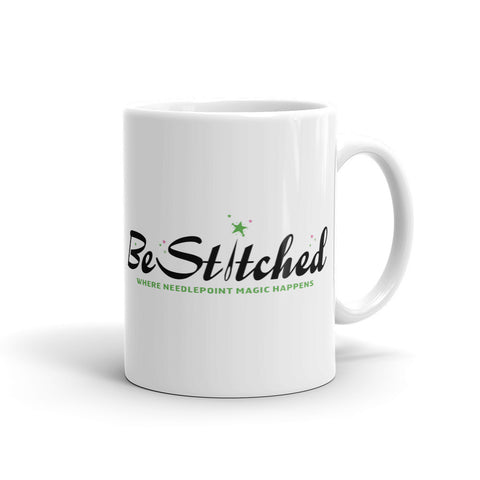 BeStitched Logo Mug
