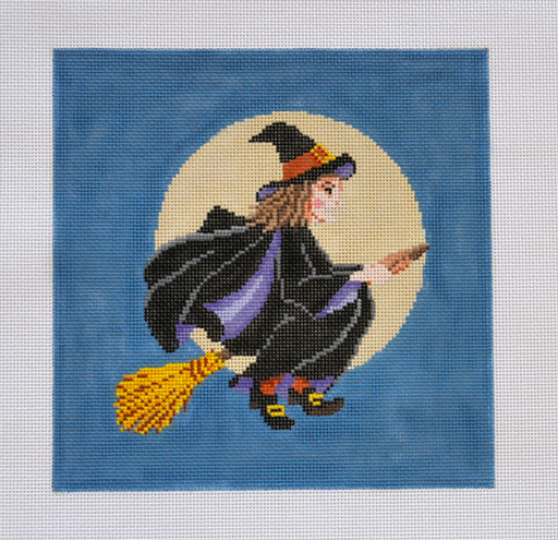 Moonlit Ride - BeStitched Needlepoint