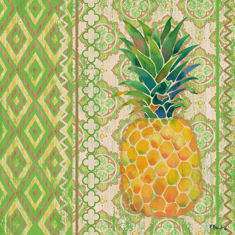 Fruit Ikat I