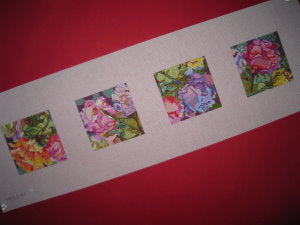 Roses Coasters