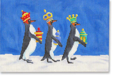 We Three Penguin Kings