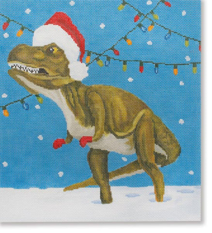 Mr. Holiday Dino