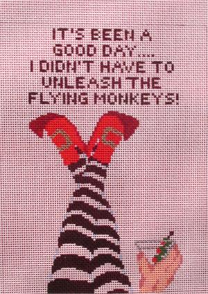 A Good Day... No Monkeys