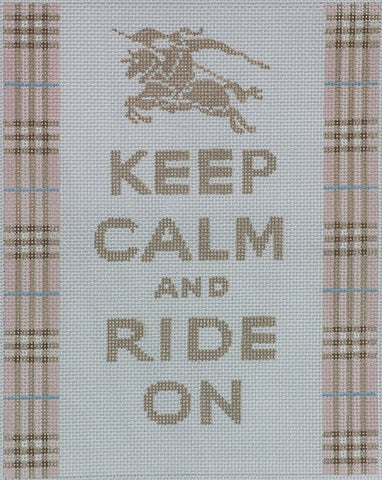 Keep Calm...Ride On