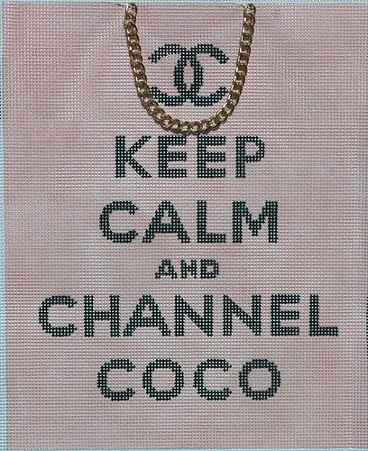 Keep Calm...Channel Coco