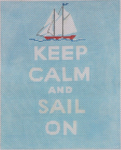Keep Calm & Sail On