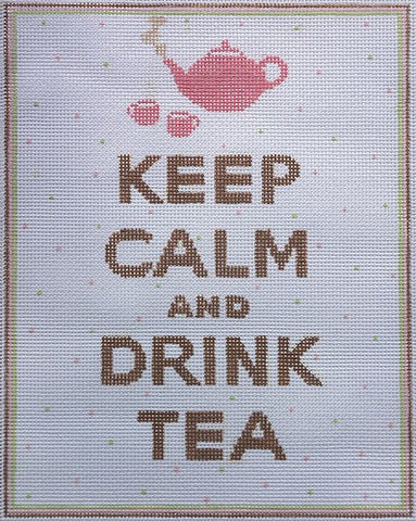 Keep Calm...Drink Tea