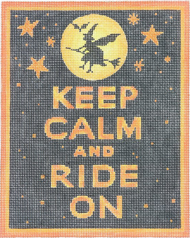 Keep Calm... Ride On