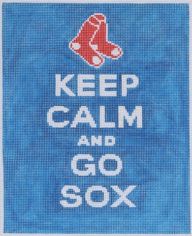 Keep Calm & Go Sox