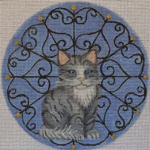 Trellis Kitty