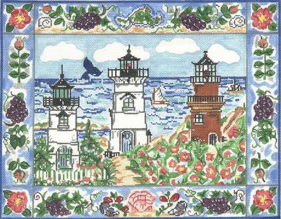 Vineyard Lighthouses