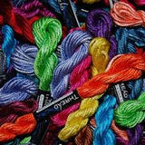 Threadworx Overdyed Cotton Floss 1001-1058