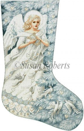 Enchanted Angel stocking