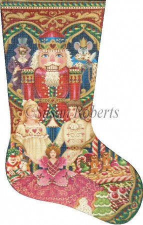 Nutcracker Suite stocking