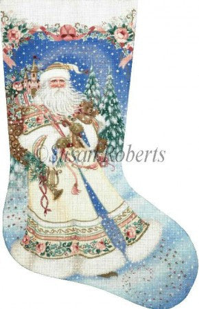 Magic Santa stocking