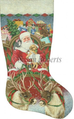 Full Sleigh stocking