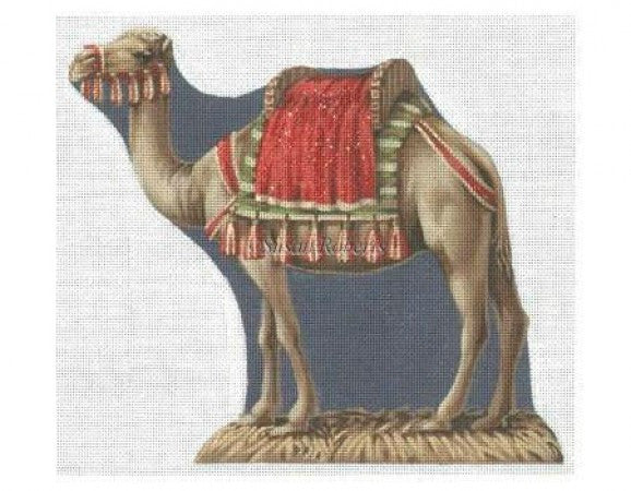 Standing Camel nativity doll