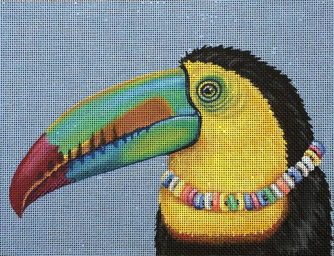Stolen Necklace (Toucan)