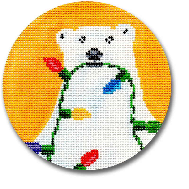 Polar Bear w/ Lights
