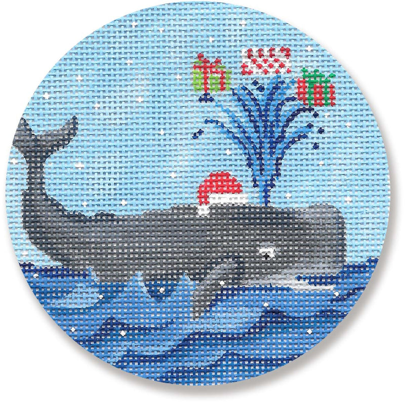 Whale w/ Presents