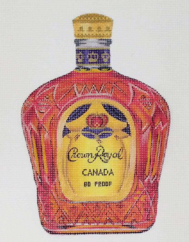 Crown Royal Ornament