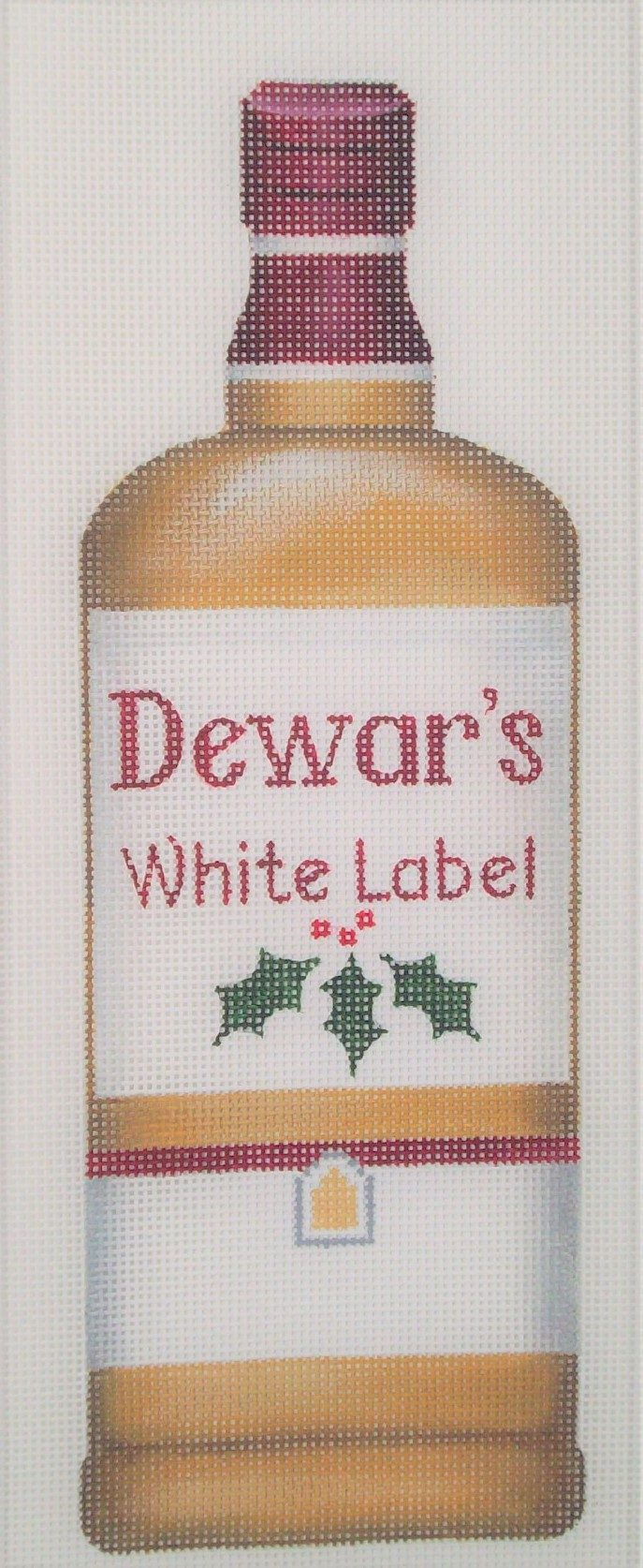 Dewar's Scotch Ornament