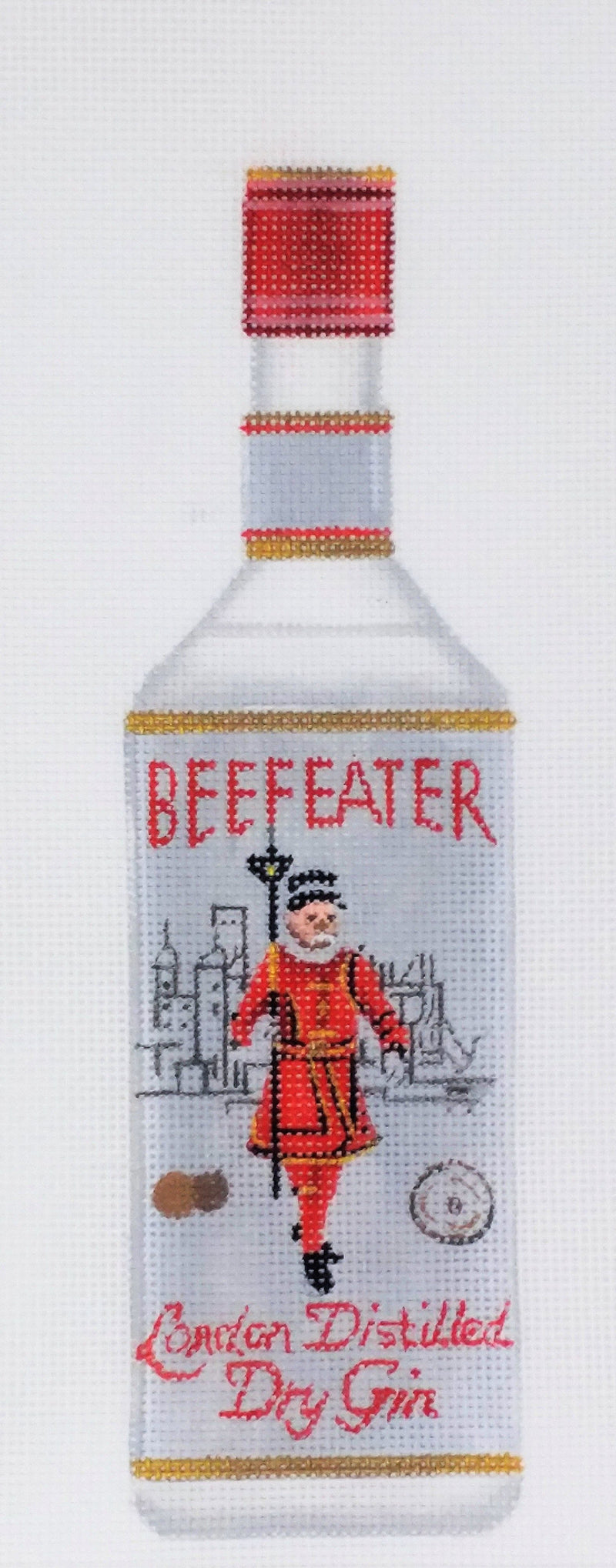 Beefeater Gin Ornament