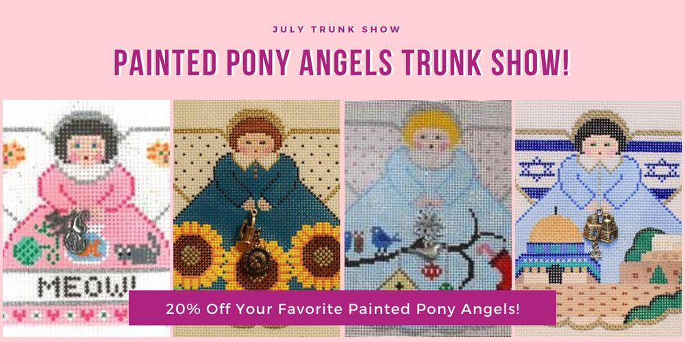 dede Needleworks Trunk Show
