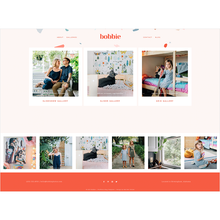 Load image into Gallery viewer, Bobbie ProPhoto 7 Template