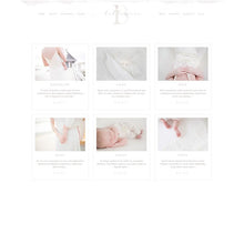 Load image into Gallery viewer, Belle Mere Showit Template